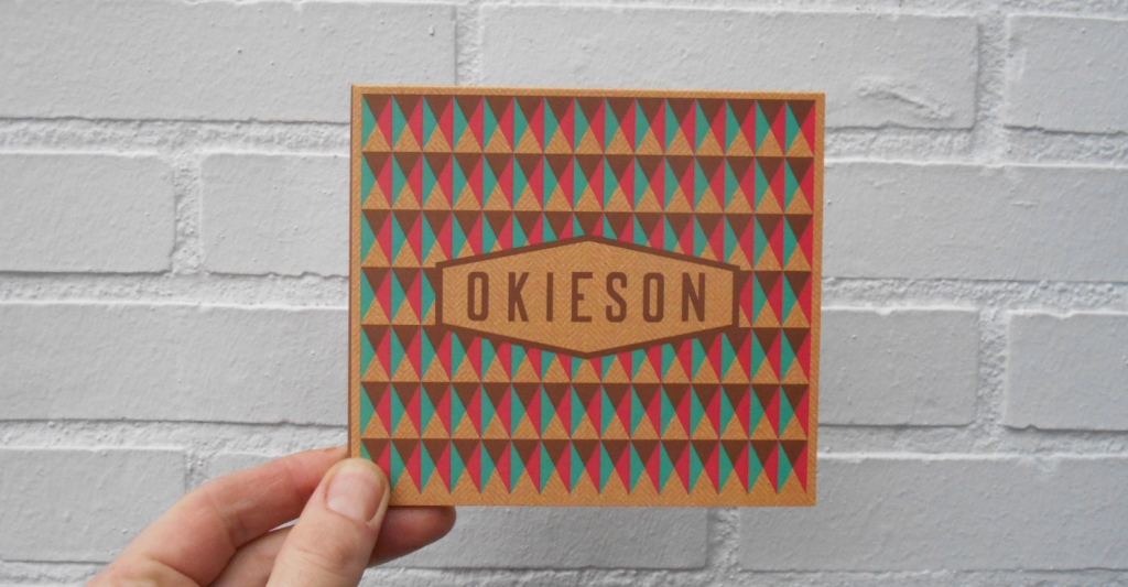 okieson front
