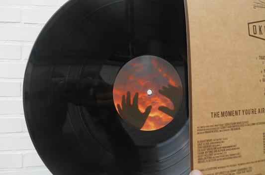 okieson vinyl sleeve