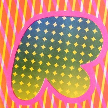 RARA RISO Wallpaper detail, 2018