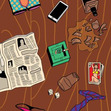Ars Aequi Juridisch Maandblad illustratie 2019